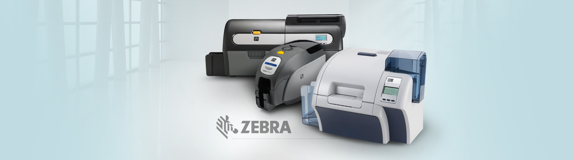 Zebra Badge Machine