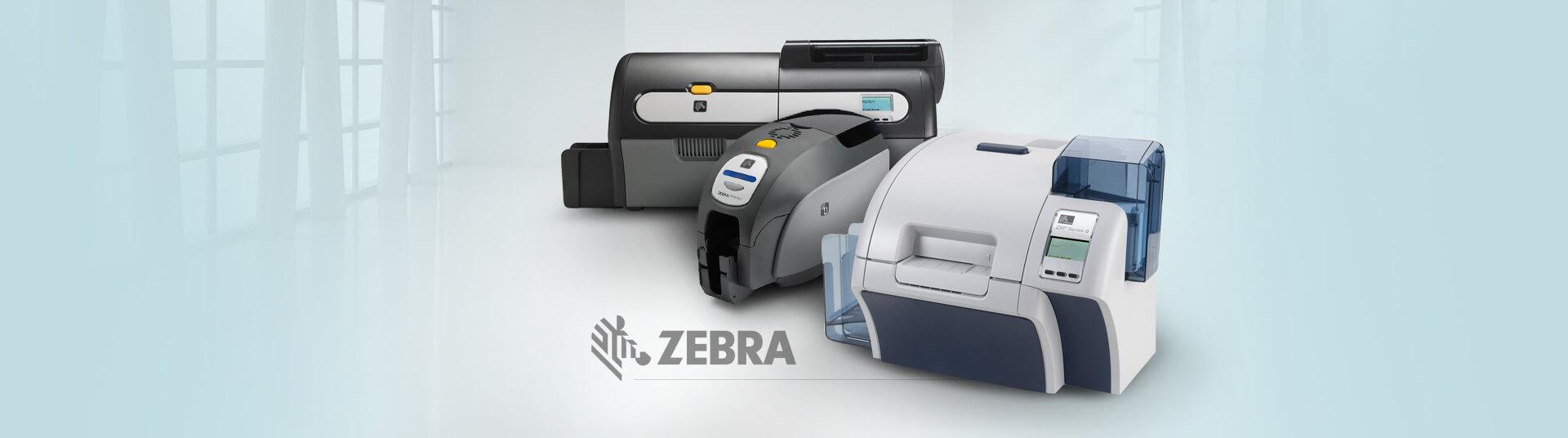 Zebra Photo ID Machine