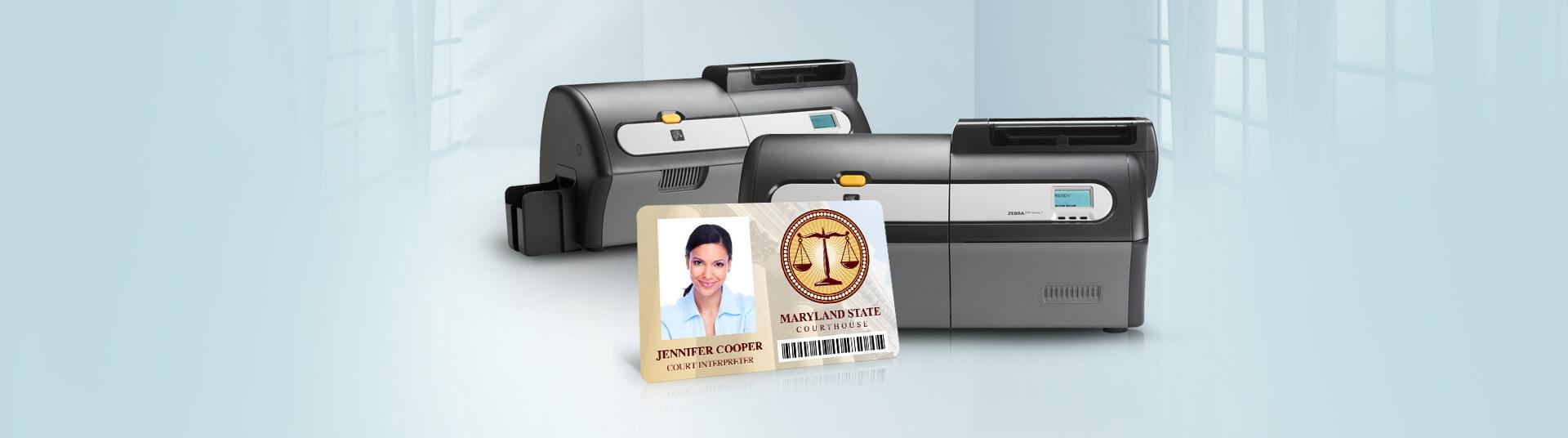 Zebra ZXP Series 7 ID Card Printers
