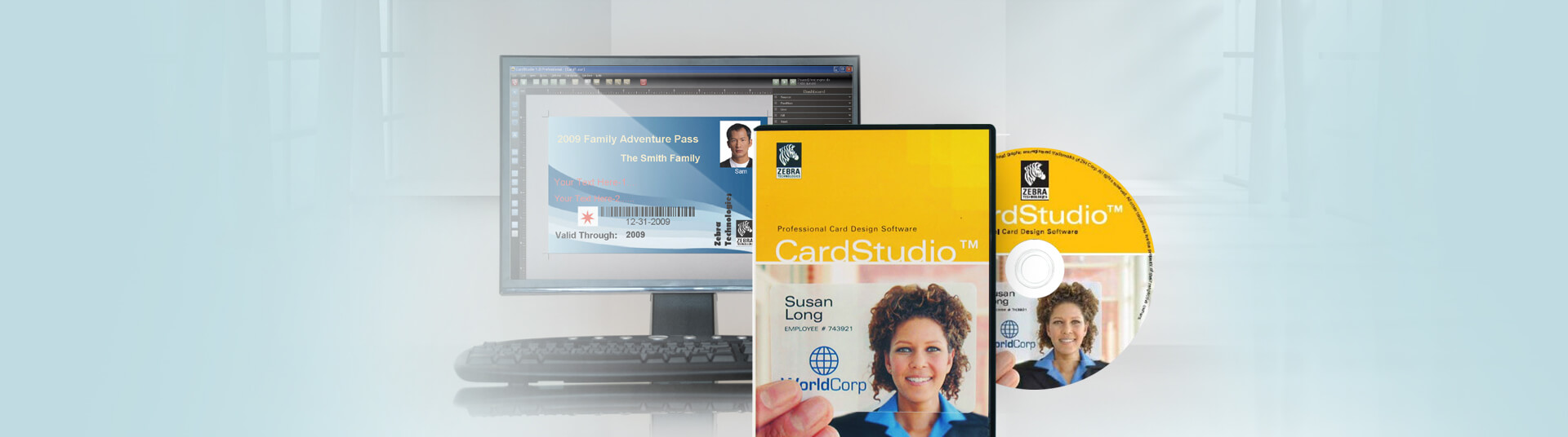 Zmotif CardStudio Software
