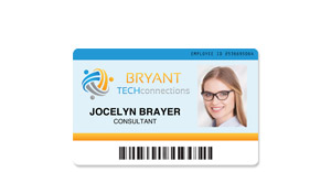 Single-Sided ID Card Systems