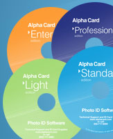 Full Version AlphaCard ID Software