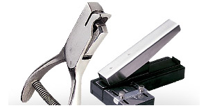 ID Card Slot Punches
