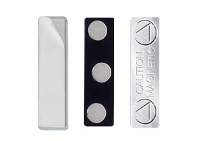 Magnetic ID Attachments