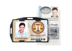Multi-Card Badge Holders