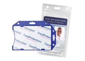 RFID Shielded Badge Holders