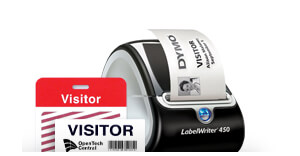 Visitor Management Supplies
