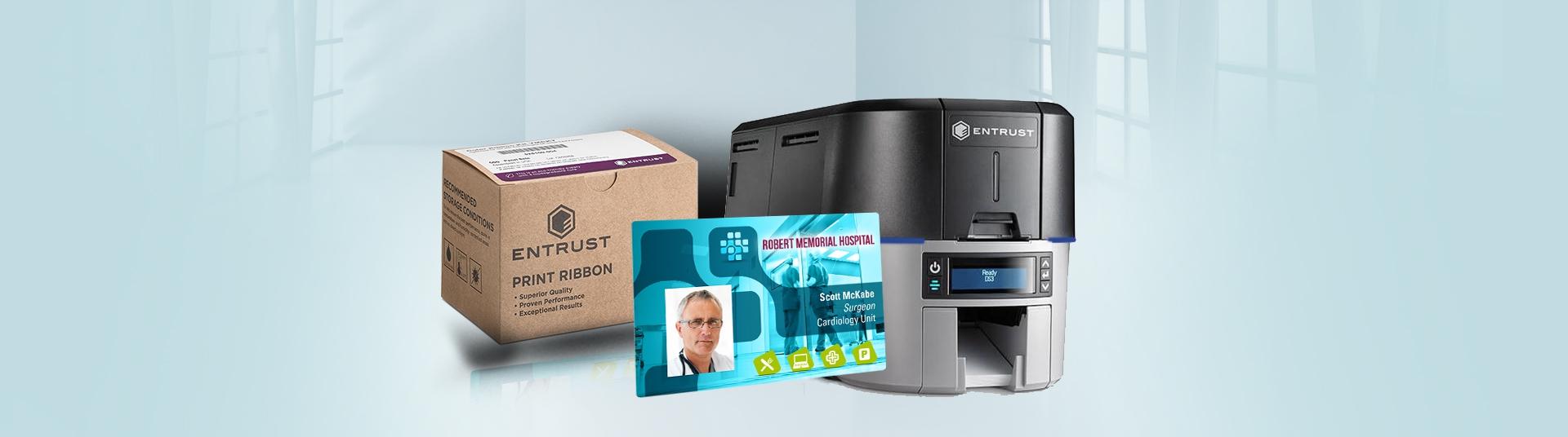 Entrust Datacard Sigma SL3 ID Card Printers