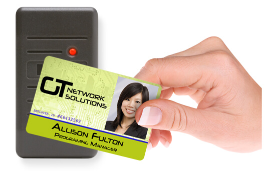 Proximity & RFID Card Systems
