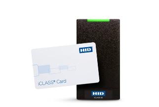 HID iCLASS Smart Card Readers