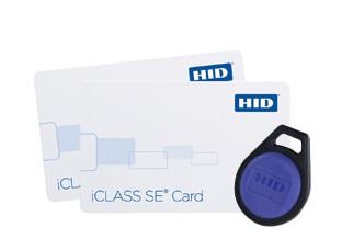HID iCLASS SE Cards