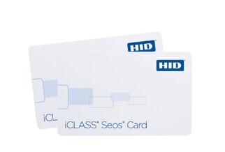 HID iCLASS Seos Cards