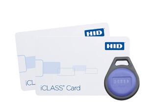 HID iCLASS Cards