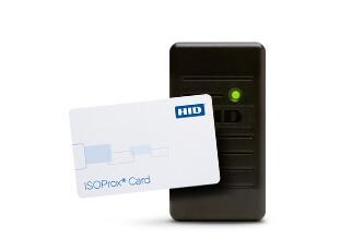 HID Prox Card Readers