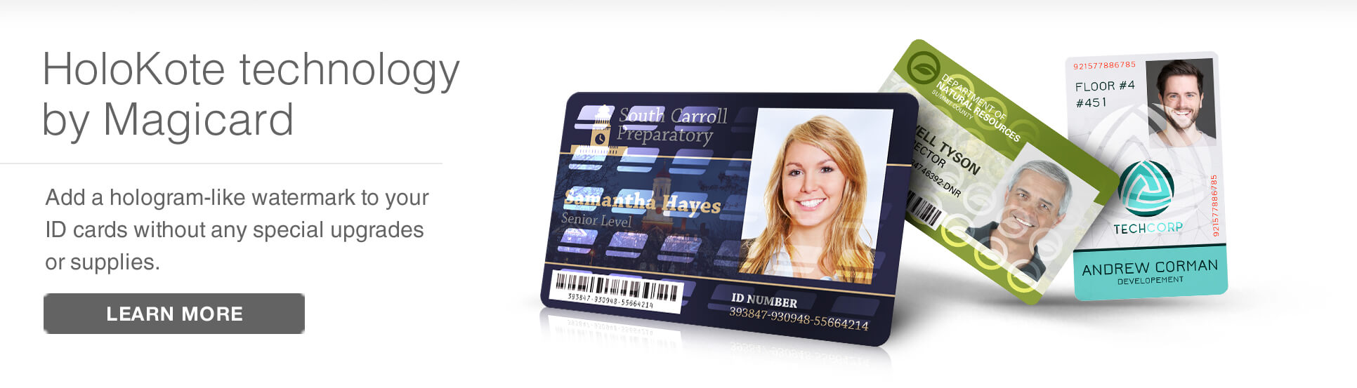 HoloKote ID Printers