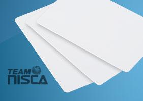 Nisca Blank Cards