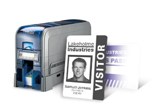 Rewritable ID Card Systems