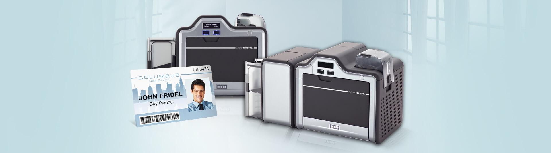 Fargo HDP5600XE ID Card Printers