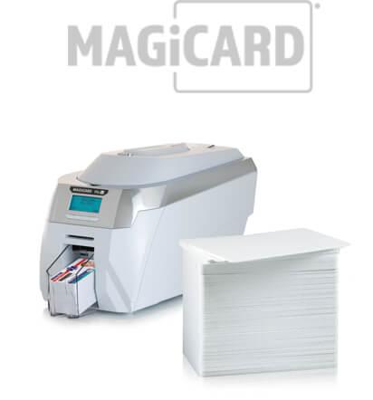 Magicard Blank Cards