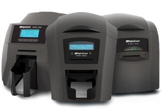 AlphaCard PRO 100 ID Card Printers