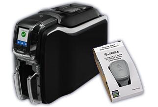 Zebra ZC350 LT ID Card Printers