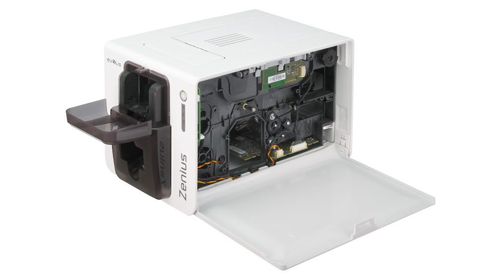 Evolis zenius id card printer more views stopboris Choice Image