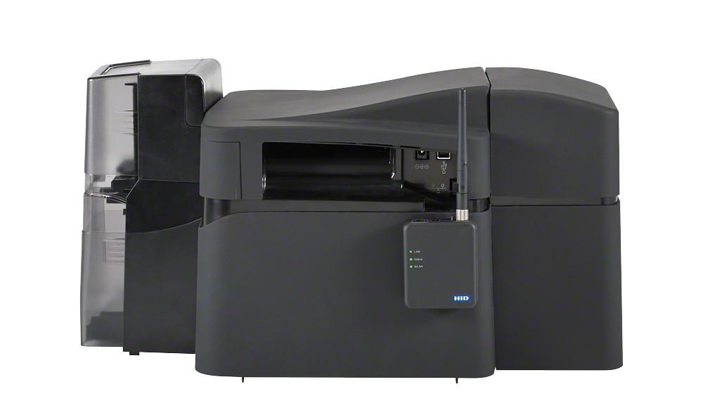 Fargo Dtc4500e Dual Sided Id Card Printer Alphacard Com