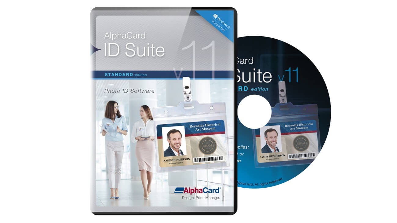 Magicard Rio Pro Duo ID Card System