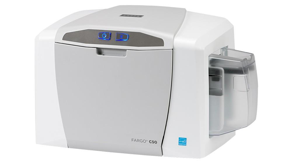 Fargo C50 ID Card Printer System | AlphaCard com