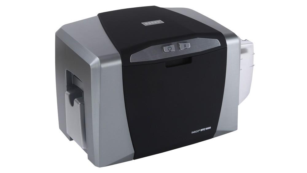 Fargo Dtc1000 Id Card Printer Fargo Dtc1000 Direct To