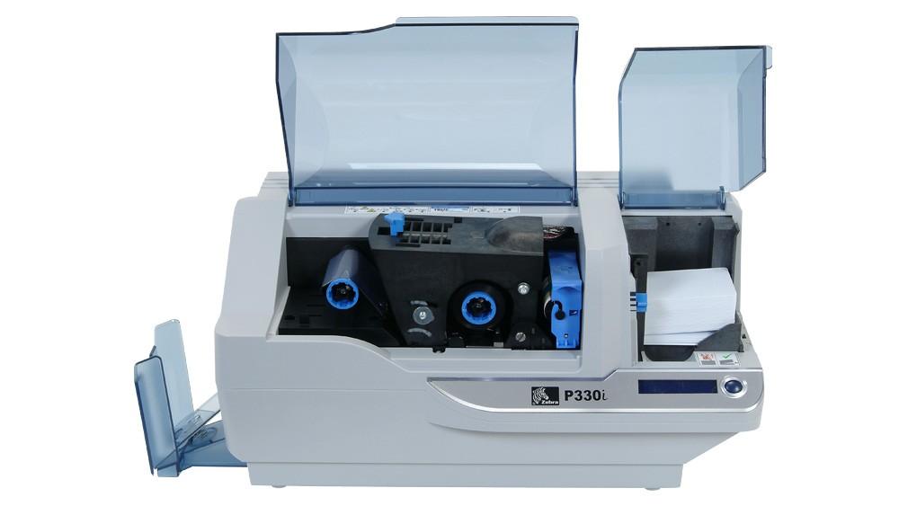 Zebra P330i Id Card Printer System