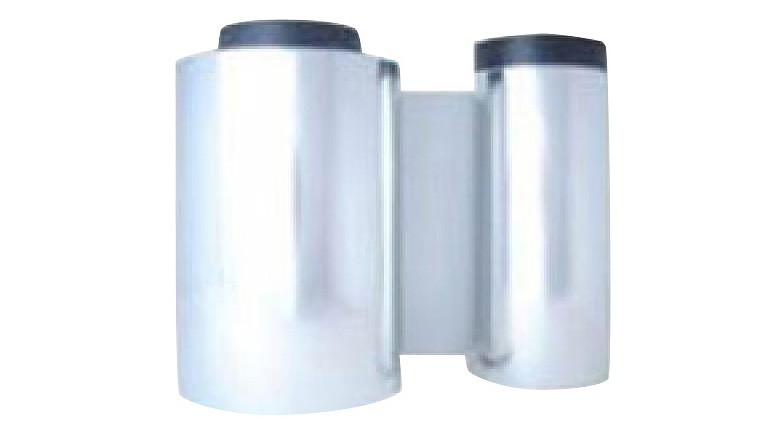 Fargo Met Silver Resin Ribbon -DTC550 - 1000 Prints