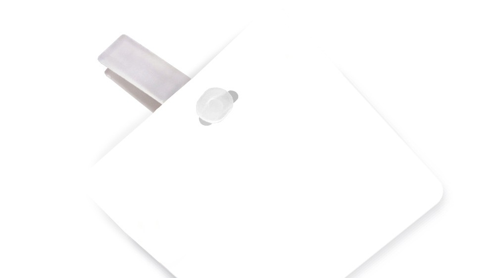 Pack of 500 Card Clips for Clip on Badges