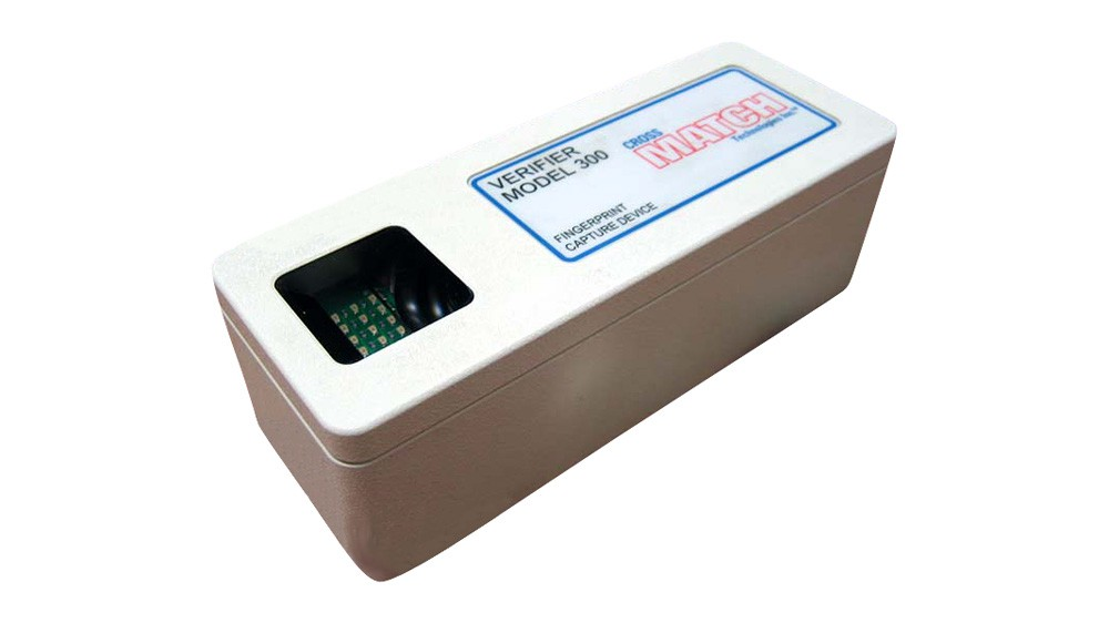 Verifier 300 Fingerprint Capture Device - USB-2