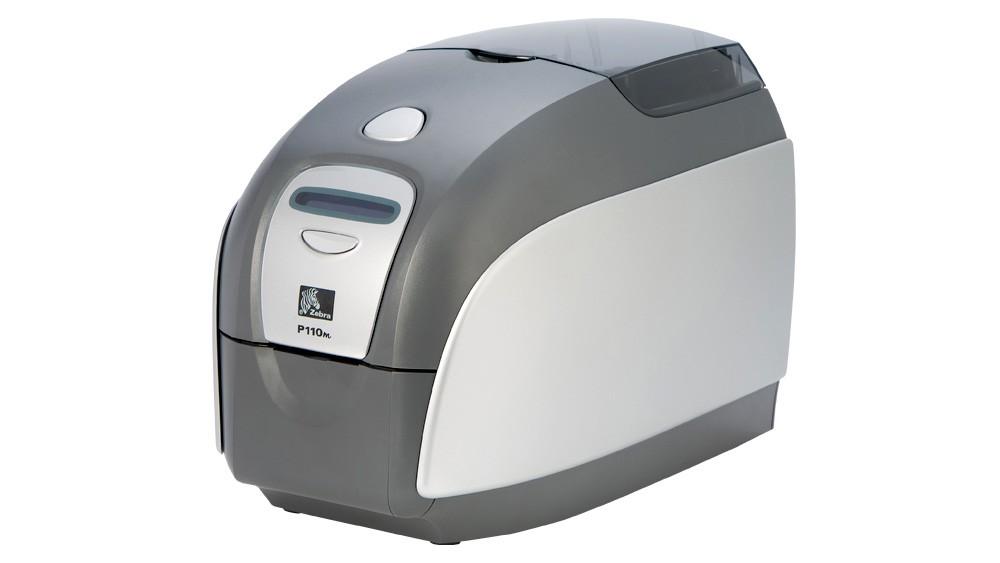 Zebra P110m Printer