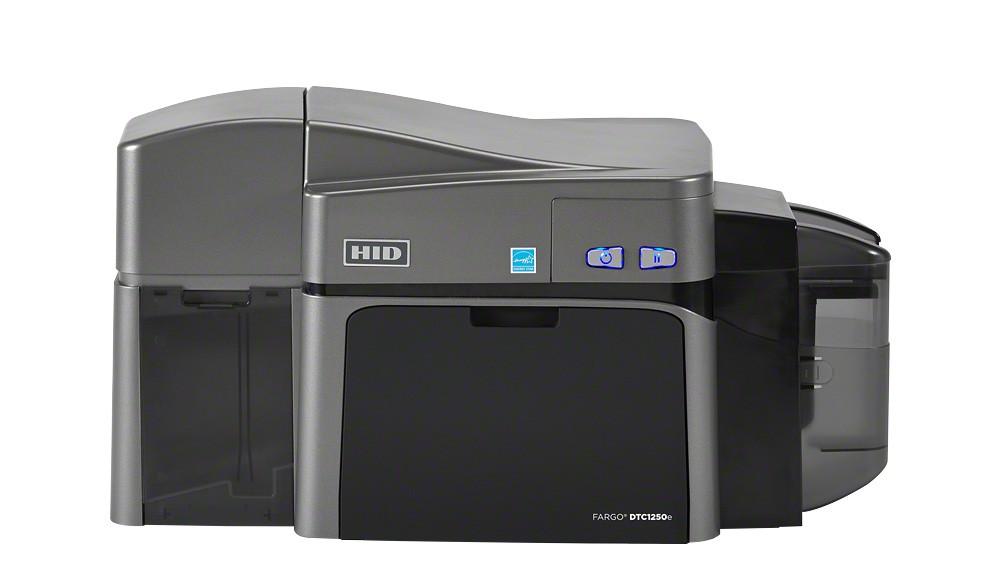 Fargo DTC1250e Dual-Sided ID Card Printer