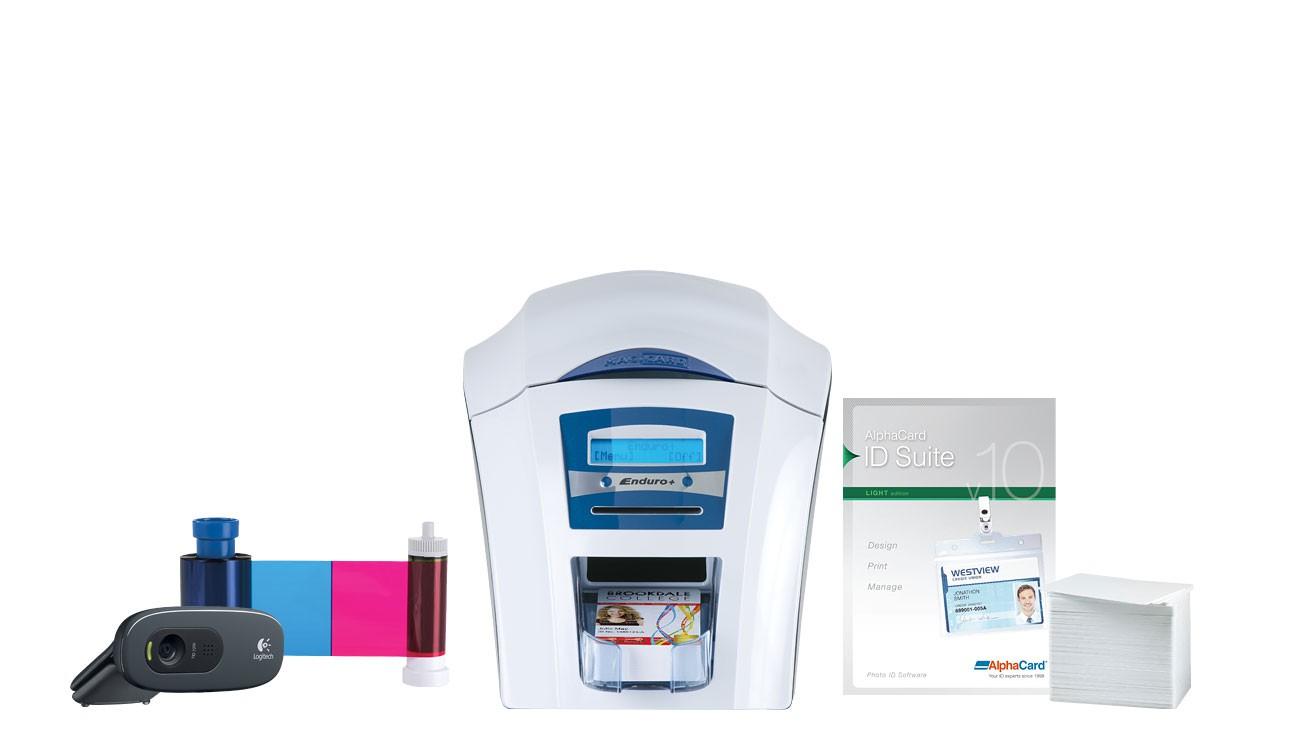 Magicard Enduro+ ID Card System