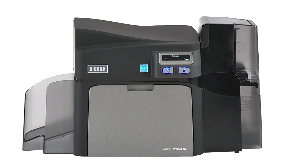 Fargo DTC4250e Dual-Sided ID Card Printer