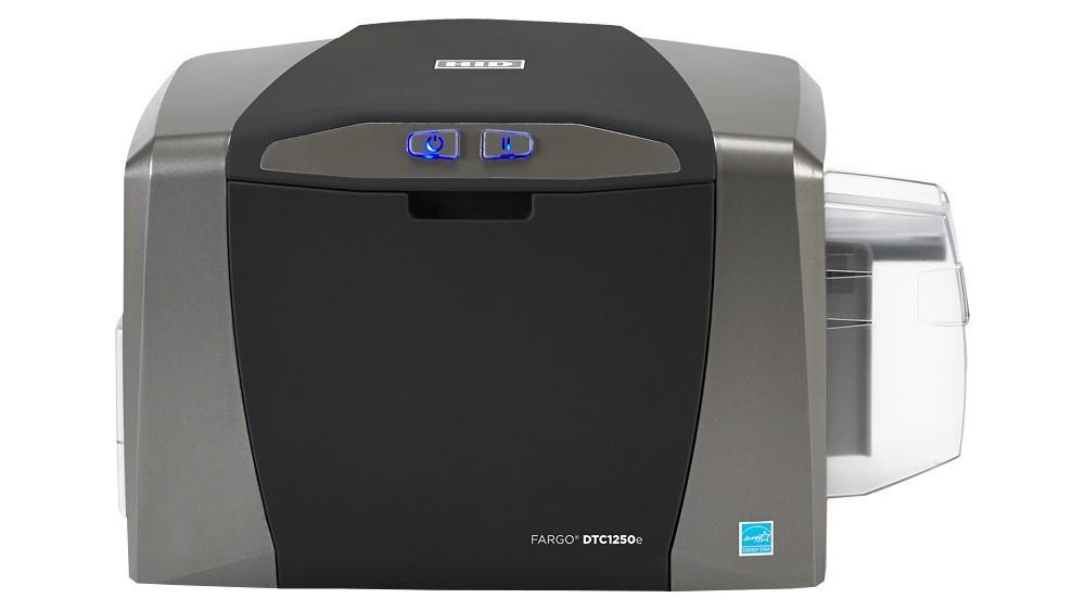 Fargo DTC1250e ID Card Printer 50020