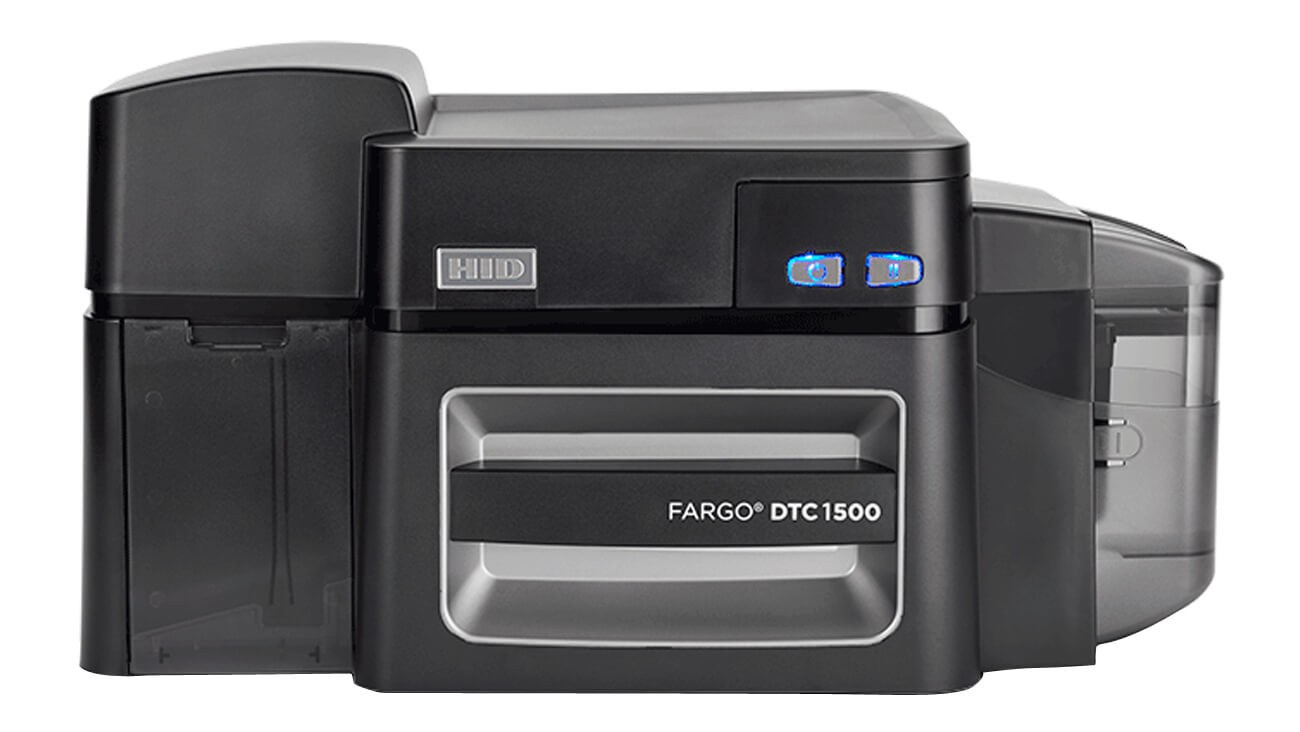 Fargo DTC1500 ID Card Printer 51400