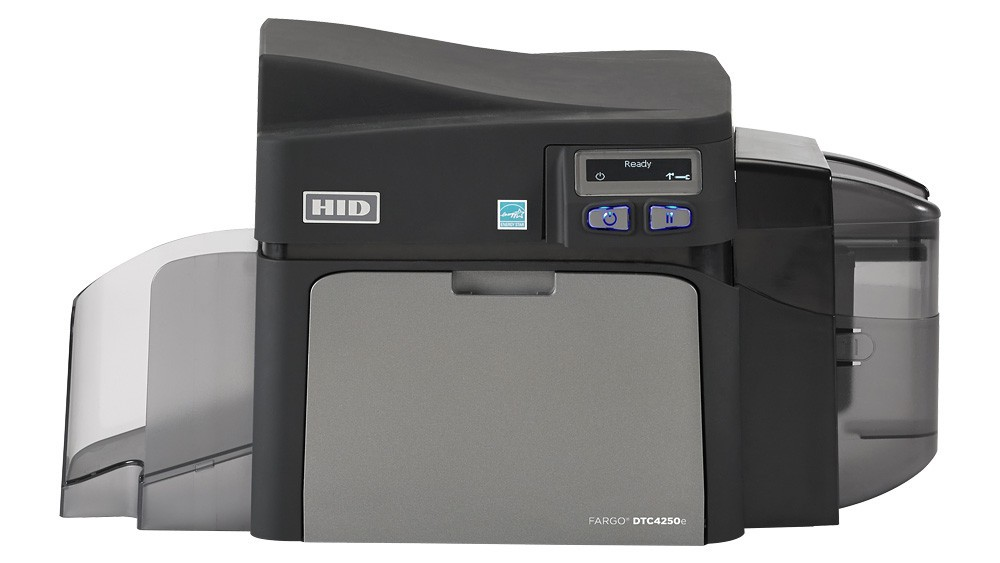 Fargo DTC4250e ID Card Printer 52200
