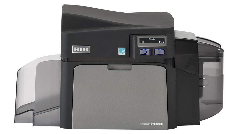 Fargo DTC4250e ID Card Printer 52210