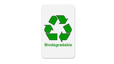 CR80 bioPVC Cards - 30 mil - 500