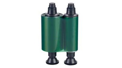 Evolis Primacy & Zenius RCT014 Green Monochrome Ribbon