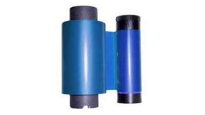 Fargo Blue Resin Ribbon - DTC550 - 1000 Prints