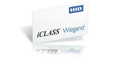 HID i-Class Wiegand Cards