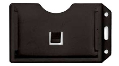 Vertical 2-Sided Multi-Card Badge Holder - 100