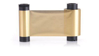 Magicard Gold Ribbon LC3 - 1000 Prints