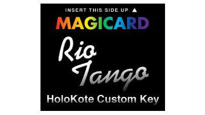 Magicard Custom Key for Rio and Tango Card Printers