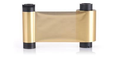 Magicard Gold Ribbon Cassette Alto/Opera/Tempo - 500 Prints